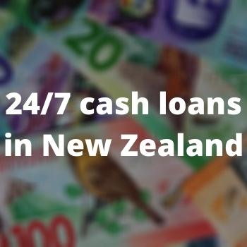 24/7 cash loans in New Zealand