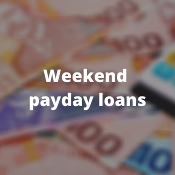 Weekend payday loans in New Zealand