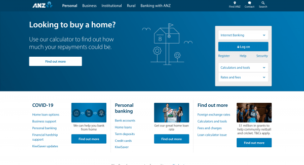 ANZ Home Loan review