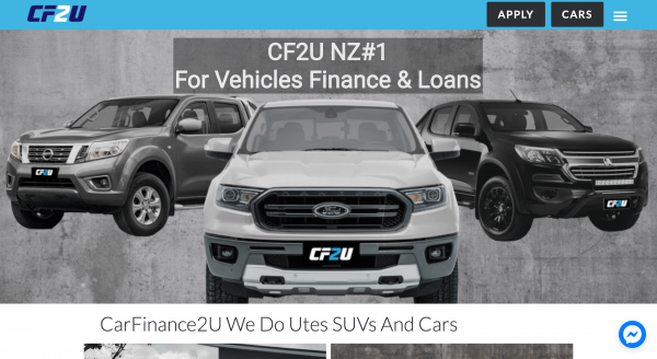 Car Finance 2U Limited